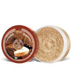 Exfoliant Corporel Noix du Brésil, l'odeur est divine et le produit est un pur régale.