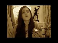 Cover de Tik tok Kesha y California gurls - Katy perri por Ariana Grande - YouTube