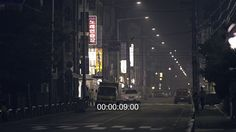 timelapse native shot : 14-05-29 TL- 망원동밤거리 3 4096x2304 29-97f_1