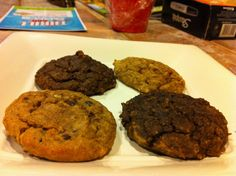 "Can't wait to try these Paleo ""Cookies"" - No Sweetener added.  Even good for the Whole 30."