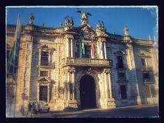 Rectornado Universidad de Sevilla.
