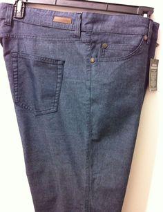 NWT$395+tax  Ermenegildo Zegna Cotton Soft touch luxury Casual Pants 40W~41W   #ErmenegildoZegna #luxuryCasualPants