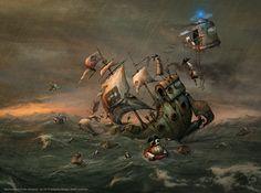 Machinarium pirate amnesty