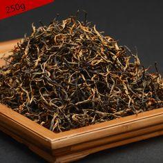 250g Dianhong Maofeng Large Congou Black Tea Diuretic Detoxification Refreshing Eliminate Fatigue Top Grade Organic Black Tea #clothing,#shoes,#jewelry,#women,#men,#hats,#watches,#belts,#fashion,#style