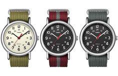 Timex Weekender Watch Collection