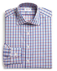 Hamilton Check Oxford Dress Shirt - Classic Fit - Bloomingdale's Exclusive