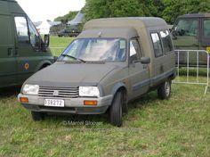 Belgium Armed forces Citroën