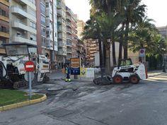 Salva la veu del Poble: Cullera repara el firme de varias calles principal...