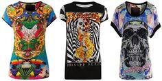 Philipp Plein T-Shirt für Damen & Herren - Outlet, Sale & Online Shop