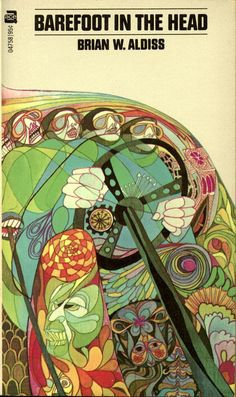 Barefoot in the Head (1972) cover by Leo and Diane Dillon