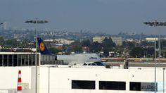 Lufthansa Boeing 747-8 (Kennung D-ABYO) nach ihrer Ankunft aus Frankfurt - Check more at http://www.miles-around.de/trip-reports/economy-class/lufthansa-boeing-747-8-economy-class-los-angeles-nach-frankfurt/,  #747-8 #Airport #avgeek #Aviation #Boeing #EconomyClass #Flughafen #FRA #Kalifornien #LAX #LEJ #Lounge #Lufthansa #LufthansaSenatorLounge #StarAllianceLounge #Trip-Report #USA