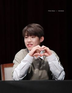 WANNA ONE PARK WOOJIN ♡  ©thinkabout_woo  DO NOT CHANGE