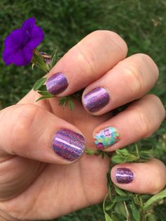 Jamberry StyleBox July 2015 w/ accent Secret Promise