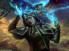 Magic the Gathering by Svetlin Velinov, via Behance