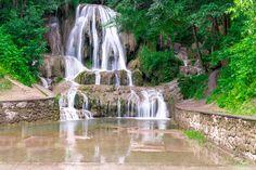 Zaujímavé miesta na Slovensku. Tu je 22 tých, ktoré sa oplatí vidieť nie len v lete (plus bonus) - Photo and Traveling Zaujímavé miesta na Slovensku. Tu je 22 tých, ktoré sa oplatí vidieť nie len v lete (plus bonus) Waterfall, Outdoor, Outdoors, Waterfalls, Outdoor Games, The Great Outdoors