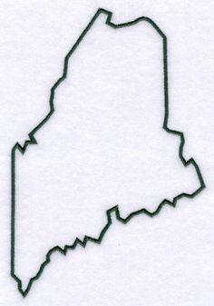 Maine Outline