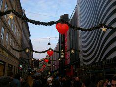 Christmas time in Copenhagen, Denmark by Briela Gabriella