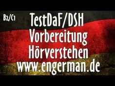 TestDaF | DSH vorbereitung « L E A R N G E R M A N