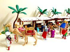 mercado Ideas Para, Lego, Christmas Ornaments, Toys, Holiday Decor, Home Decor, World, Dioramas, Nativity Sets
