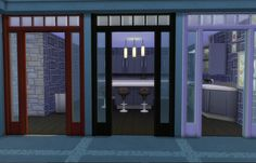 Mod The Sims - Colonial Door Arch