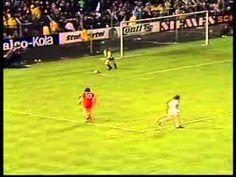 Borussia Monchengladbach v Liverpool UEFA Cup1973