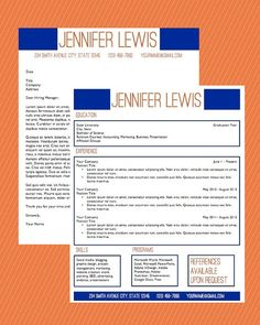 Resume Template Word Document Download Modern By