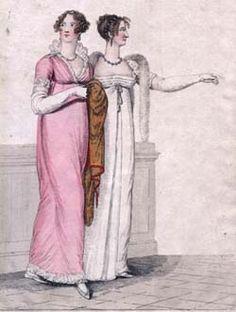 Evening Gowns - Jane Austen Centre