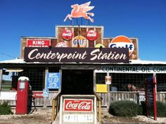 Centerpoint Station San Marcos, Texas - Best down home southern food inmy texaps travels, and the best fried pickles ever! Plus its right across from the huge outlet mall if you dont already buy out the cute little boutique! Texas Roadtrip, Texas Travel, Weekend Festival, Texas State University, Texas Pride, Going On A Trip, Good Burger, Texas Homes, Texas Hill Country