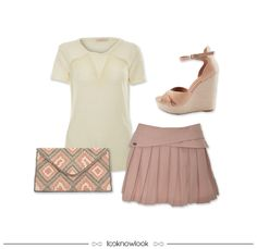 Tons Neutros #moda #look #outfit #looknowlook