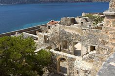 In the island of absence: Spinalonga, Crete Fortification, Interesting History, Greek Islands, 16th Century, Day Trip, Venetian, Barcelona Cathedral, Monument Valley, Construction