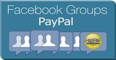 Facebook PayPal Groups - Facebook Groups | PayPal Account | Makeover Arena Account Facebook, Find Facebook, Facebook Website, Page Facebook, Facebook Search, Facebook Marketing, Facebook Avatar, Facebook Platform, Free Gas