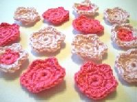 Crochet Cherry Blossom Free Pattern | Crochet Direct