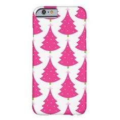 Pretty Pink Retro Christmas Tree Pattern Barely There iPhone 6 Case http://www.zazzle.com/pretty_pink_retro_christmas_tree_pattern_case-256865847463597585?rf=238675983783752015