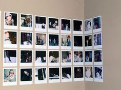 want a poloroid scrapbook so bad!!!