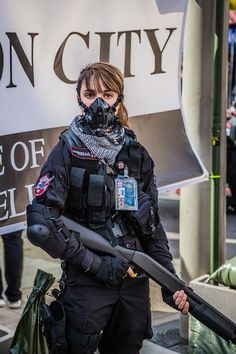Resident Evil Umbrella Corp. Denver Umbrella Corporation Cosplay for Charity