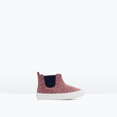 CHELSEA BOOTS WITH STRETCH DETAIL from Zara Baby Girl