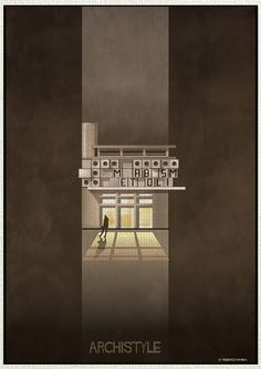 federico babina chronicles architectural styles of the last century