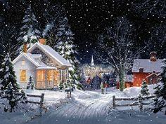 ♔ Christmas time