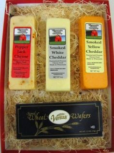 Wisconsin Cheese & Crackers: Amazon.com: Grocery & Gourmet Food