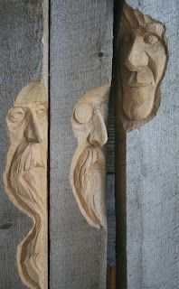 Spirits in the Wood