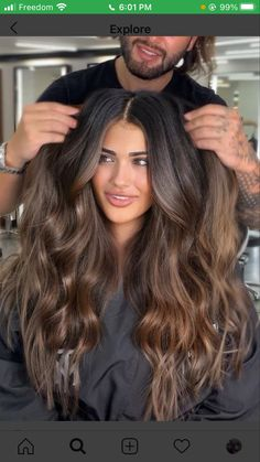 Hair Color For Brown Skin, Brown Hair With Blonde Highlights, Brown Hair Balayage, Light Brown Hair, Light Hair, Hair Colour, Hair Highlights, Hair Inspo, Hair Inspiration
