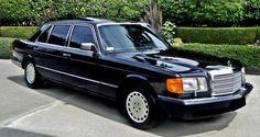 SEL Mercedes Wallpaper, Mercedes Benz Maybach, M Benz, Mercedez Benz, Mercedes S Class, Lincoln Town Car, Old School Cars, Classic Mercedes, Old Classic Cars