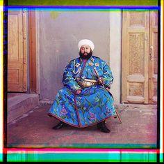 Photo credit: Sergei Mikhailovich Prokudin-Gorskii. Ėmir Bukharskīĭ. Bukhara. Courtesy Library of Congress