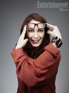 Felicia Day - my favorite nerd!