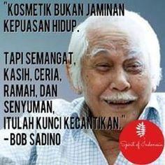 21 Kutipan Bob Sadino Konglomerat Indonesia Yang Bisa Ubah Prinsip Hidup Kalian Jadi Goblok Best Quotes, Funny Quotes, Qoutes, Life Quotes, Quotes Lucu, Reminder Quotes, Quotes Indonesia, Successful Women, Islamic Quotes