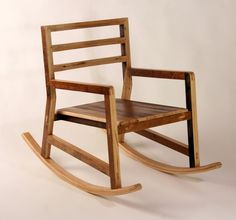 Rocking chair by Rocker Lane Workshop