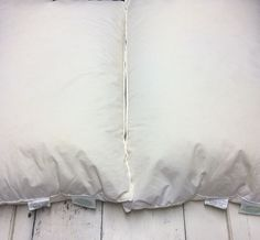 Pacific Coast White GOOSE Down Queen Bed Pillows Set 2 Traditional Soft |  eBay