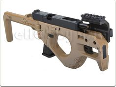 This is real, but it's airsoft, SRU 3d printing factory makes them for $165. http://www.sru-precision.com/glock-bullpup-smg