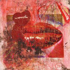Obra: Boca s1 Artista: Christina Oiticica