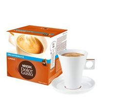 Nescaf Dolce Gusto Caff Lungo Decaf 16 Capsules -- You can find more details by visiting the image link.
